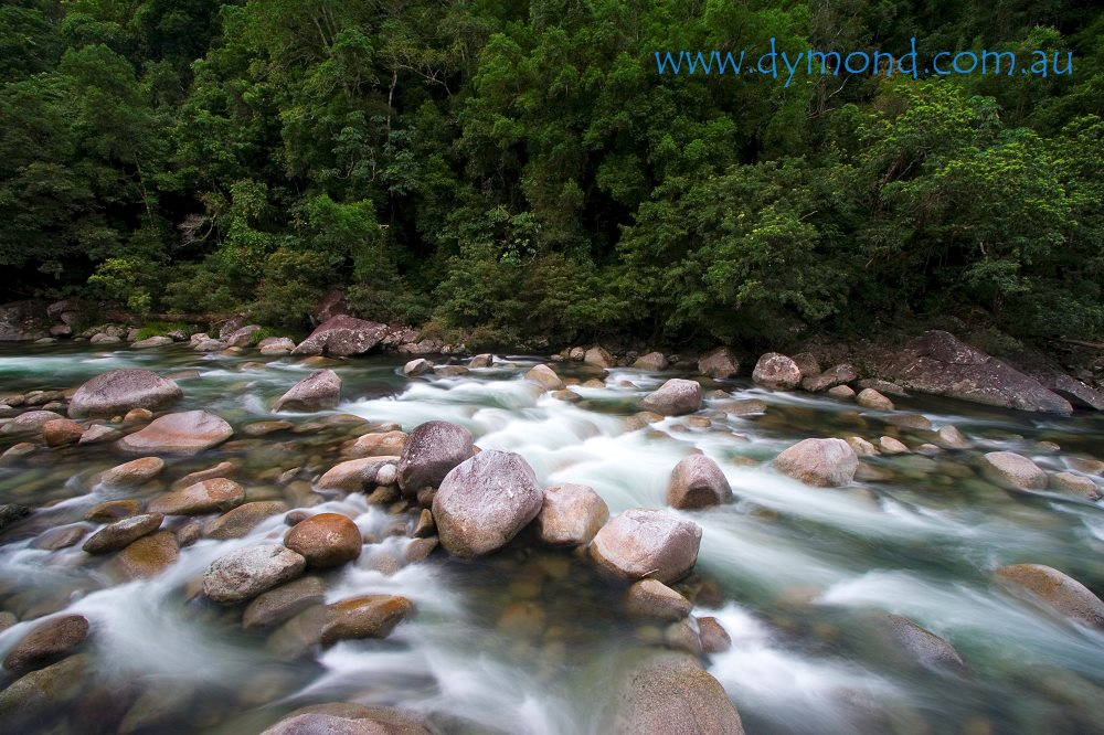 nature landscape photography mossman gorge port douglas queensland cairns