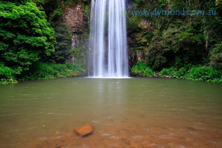 millaa millaa falls waterfall landscape nature photography