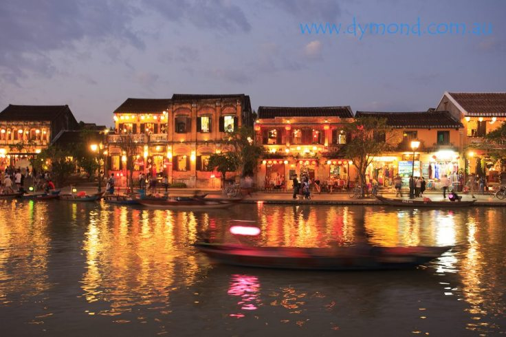 Hoi An Vietnam world heritage UNESCO site city town