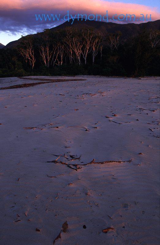 BH218 Noah sunrise